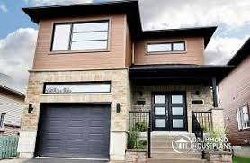 modern 2 story house plans 2 story house plans w garage from drummondhouseplans com