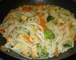cuisine regime nouilles au poulet et legumes divers et d hiver arnaud cuisine