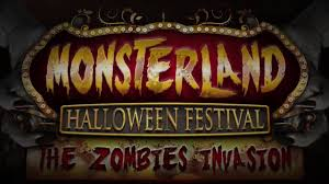 monsterland halloween festival 2016 early tickets until 28 9