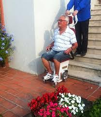 sedie per disabili per scendere scale saliscale per disabili soluzioni innovative sistemare casa