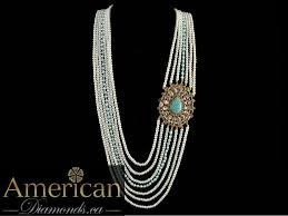 long necklace pearl images Feroza and pearl kundan necklace with earrings jpg