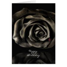 gothic birthday greeting cards zazzle co uk