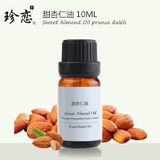 Minyak Almond ousannala minyak almond manis 10 ml untuk hydrating dan pelembab