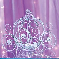 princess carriage centerpiece cinderella carriage centerpieces for birthday party tables