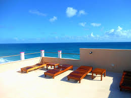 caribbean oceanfront 2 bedroom 2 bathroom vrbo rooftop patio