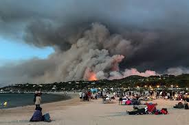 Wildfires In South West by Wildfires Force Thousands To Evacuate In Southern France The New