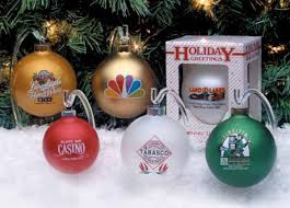 custom ornaments with logo rainforest islands ferry