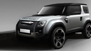 new land rover defender concept next generation land rover defender could spawn svr version