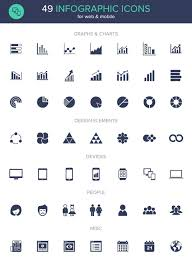 Resume Icons Free Friday Freebie Infographic Icon Set Brettterpstra Com