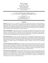 Resume For Senior Level Management Federal Resume Writing Resume For Your Job Application