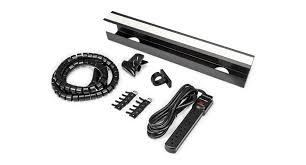 Desk Cord Organizer Advanced Wire Management Kit Uplift Desk
