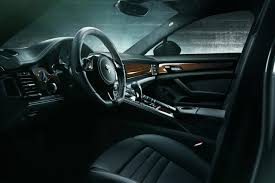 porsche panamera interior techart grandgt spices up your u201cboring u201d porsche panamera turbo