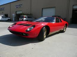 lamborghini miura 1970 lamborghini miura automotive international