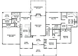 5 bedroom single story house plans 5 bedroom single story house plans 5 bedroom home plan 5 bedroom
