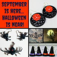 Halloween Jewelry Crafts - 42 best halloween jewelry and decor images on pinterest