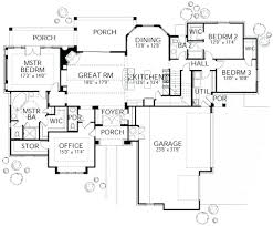 office design garage plan with office garage plan with office