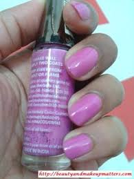 maybelline colorama amanhecer nail polish collection