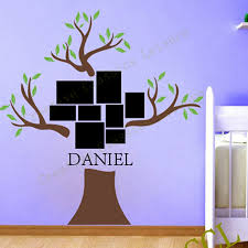 aliexpress com buy large family tree wall decal personalized