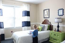 Toddler Bed Jake Big Boy Room Transformation Reveal Erin Spain