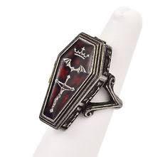 coffin ring alchemy coffin ring ebay