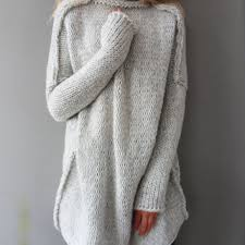 oversized chunky knit sweater oversized chunky knit sweater from roseuniquestyle on