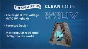 hvac uv light kit fresh aire uv germicidal uv light system air america air