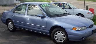 1996 ford contour photos specs news radka car s blog
