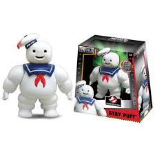 ghostbusters stay puft marshmallow 6 inch metals die cast