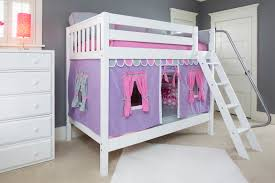 Curtains For Bunk Bed Under Bed Curtains For Your Kid U0027s Bed Low Medium Or High Maxtrix