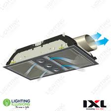 silver ixl tastic neo dual bathroom 3 in 1 heater exhaust and led
