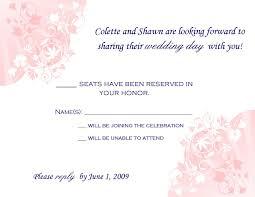 Sample Rsvp Cards Rsvp Wording Rsvp Cards Wording Wedding Ideas Pinterest
