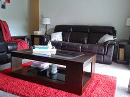 a little more decor brown leather sofa living