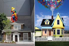 house images house said to inspire disney pixar s up film to be bulldozed