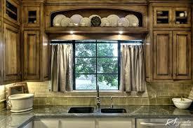 Large Kitchen Window Treatment Ideas Above Sink Curtain19 Kitchen Window Curtains Over Sink Diy Kitchen