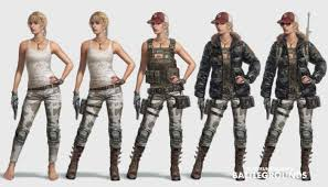 pubg 3d models team apologizes for inappropriate female model on test server