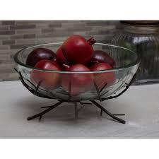 decorative plates u0026 bowls decorative storage the home depot