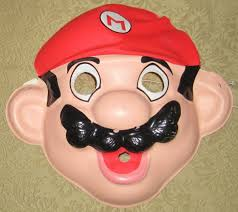why are these old nintendo halloween masks skeeving me out so much