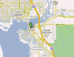 punta gorda fl map ten newest mls listings for punta gorda homes for sale in port