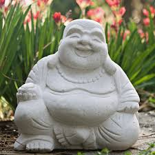 image gallery happy buddha garden ornament