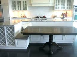 Kitchen Island With Built In Seating Kitchen Island Benches Kitchen Island Benches Perth Wa Folrana