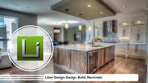 liber kitchen cabinets home renovations calgary youtube