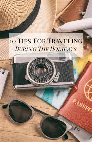 10 tips for traveling during the holidays saves money