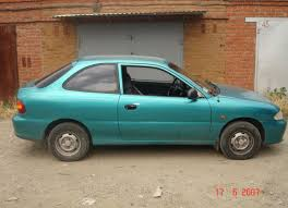 hyundai accent hp hyundai accent hatchback i 1 3 i 75 hp technical specifications
