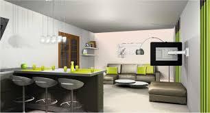 salon avec cuisine ouverte idée déco salon avec cuisine ouverte idée de modèle de cuisine