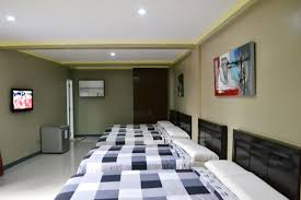 Dn Boracay Tour Packages BAMBOO BEACH RESORT BORACAY RJM - Family room in boracay