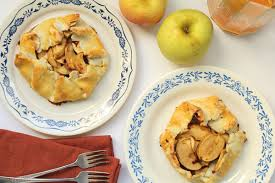 apple bourbon galette and non traditional thanksgiving ideas de