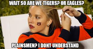 Funny College Football Memes - let s have a college meme war rivals message boards