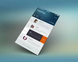 user interface design mixed user interface design inspiration by khusainova
