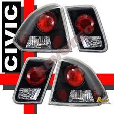 2001 honda civic tail lights tail lights for honda civic ebay