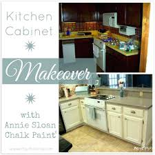Painted Kitchen Cabinets White Chalk Painting Kitchen Cabinet Bathroom Vanity Makeover With Chalk